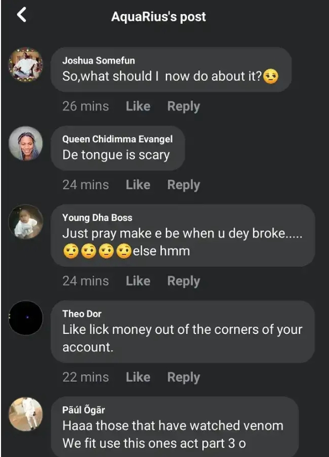 Lady posted her photos online but people saw something else which got them talking