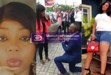 Make sure his daily income is from 100k and above before you accept his proposal - Lady Advises