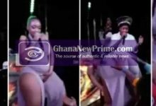 """Female musician allow boys to 'f!Nger' and touch her """"butts"""" on stage [Video]"""
