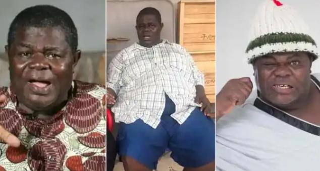 Ghanaian veteran actor begs for financial support