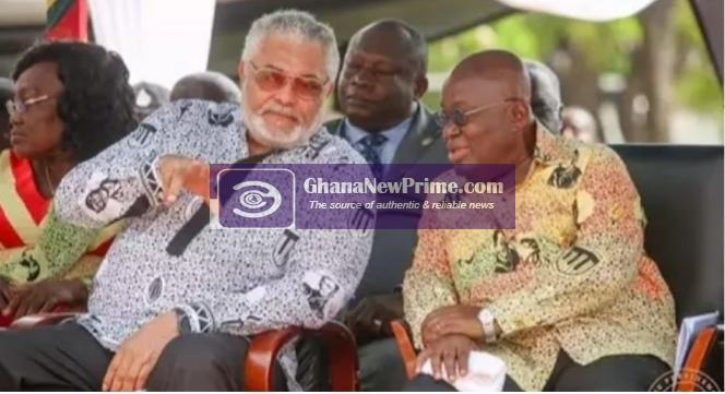 Akuffo-Addo is Rawllings' Nephew - Great Historian Reveals