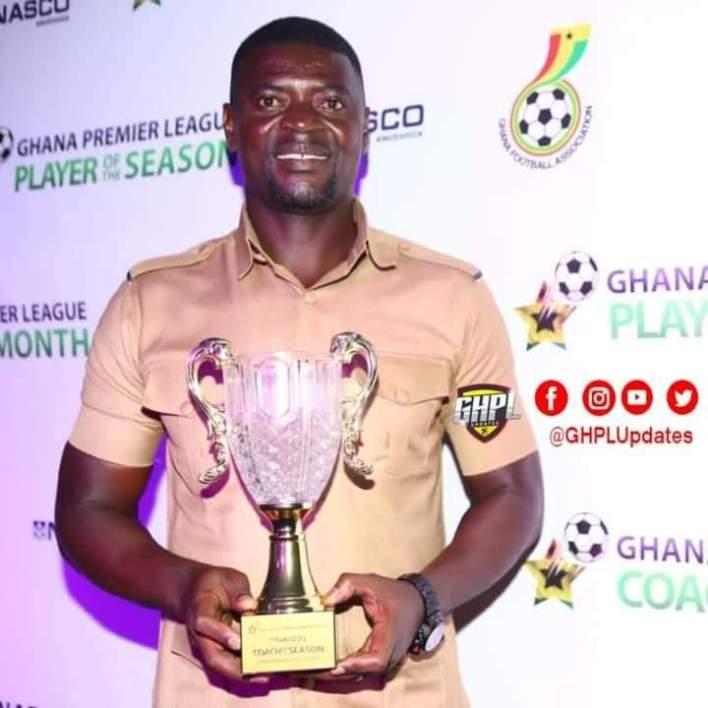 Brief Profile of Coach Samuel Boadu of Accra Hearts of Oak