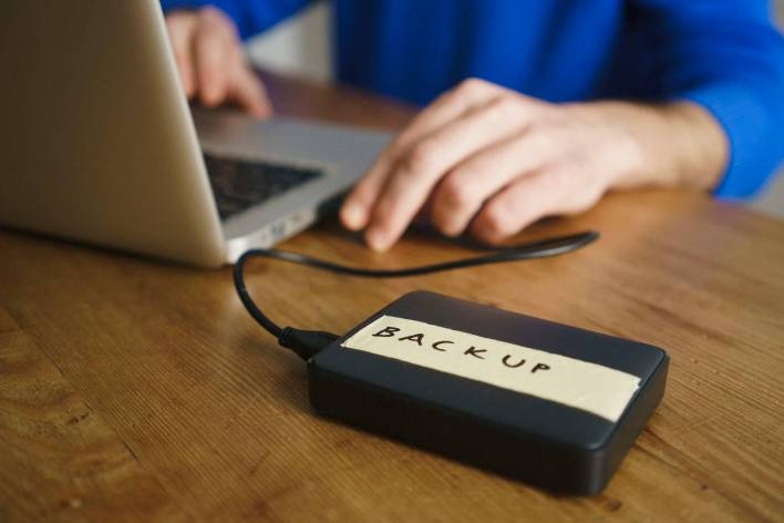How to back up your data and keep it safe