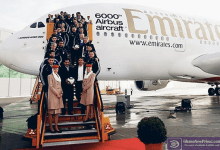 Emirates airline to create 3,500 more jobs