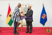 MMDCEs: Akufo-Addo submits finalised list to Dan Botwe to announce