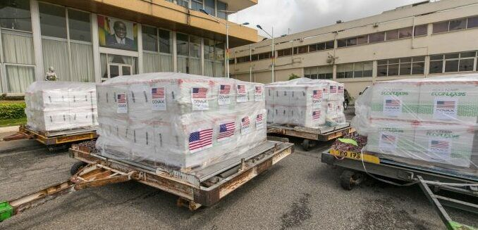 Gov't takes delivery of more than 1.2 million doses of Moderna vaccines from US Government