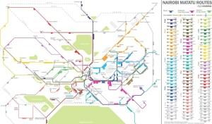 Cities: matatu 2, routes