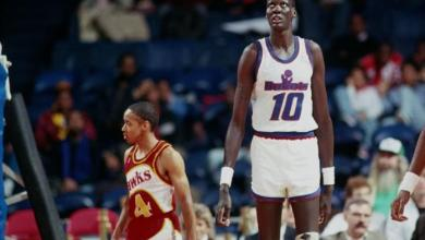 Photo of Do You Know The Tallest Player In Basket Ball History Was An African?
