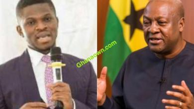 Photo of Mahama's 2020 Running Mate shortlist out