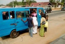 Photo of Passengers fight trotro driver for playing dirge songs