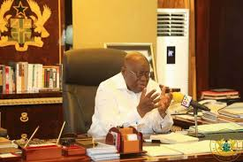 Photo of Akuffo Addo resumes work after 14 days of self-isolation