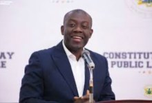 "Photo of Watch Video: Confusion rocks parliament as Kojo Oppong Nkrumah mocks minority with ""Papa no"""