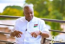 Photo of I'll pay Assembly Members- Mahama Insists