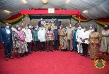 Photo of Akufo-Addo Inaugurates Tree Development Authority