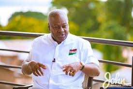 Photo of We'll not accept results of a flawed election – Mahama warns EC