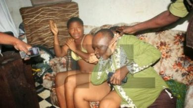 Photo of WATCH VIDEO: Pastor got beaten for 'having s3x with married church Member