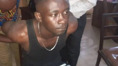Photo of Policeman arrested for robbery
