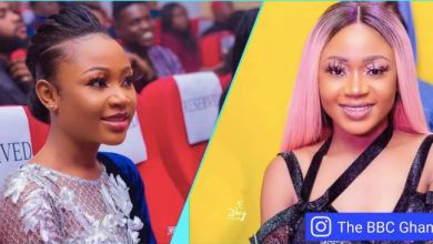 Photo of Akuapem Poloo s.3k.x tape drops with bunch of rashes in her anûs – WATCH