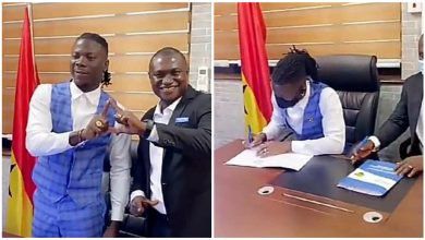 Photo of Photos: Stonebwoy gets Ambassadorial Deal with tecno mobile