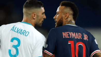Photo of Neymar Faces 7 Match Ban After Punching Marseille's Alvaro Over Racism