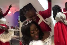 Photo of Video: Two Ghanaian l£sbians marry in Ghana (Watch)