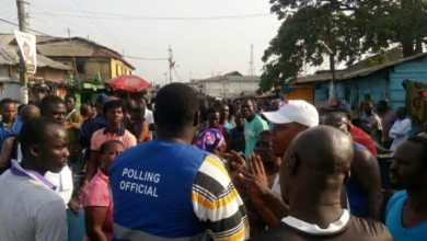 Photo of Just In: Step a foot here and we will burn your ballot box into ashes- Nsuta Supon residents warn EC