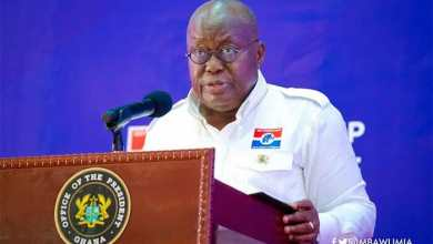 Photo of Video: President Akufo-Addo reveals why he is still strong and fresh at age 76 (Watch)