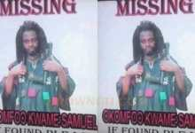 Photo of Juju man in Ghana reported missing