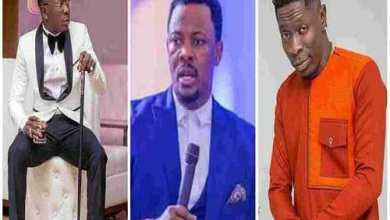 Photo of Prophet Nigel Gaisie discloses Shatta Wale's source of wealth and power