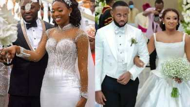 Photo of A Plus Reveals Why Ernest Ofori Sarpong Couldn't Display Cars At His Daughter's Wedding Like Kency 2020.