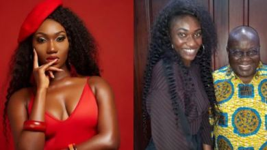 Photo of Fans rain insult on Wendy Shay for going hard on Prez. Akufo-Addo (Checkout the shots)