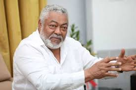 Photo of Date for JJ Rawlings' funeral announced