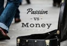 Photo of 10 reasons why your passion is more important than money
