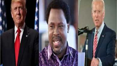 Photo of Prophet T.B Joshua releases prophecy on outcome of US presidential election