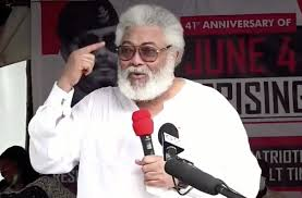 Photo of Rawlings never staged a Coup, some wicked people did it and used him as frontliner – Retired Officer Breaks Silence