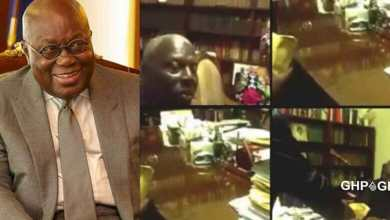 Photo of Woman in Akufo-Addo's alleged $40,000 bribe video speaks