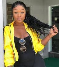 Photo of No man can afford me -Efia Odo (screenshot)