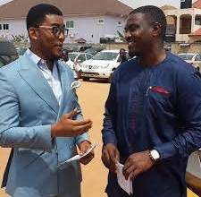 Photo of James Gardiner's letter to John Dumelo will leave you emotional (screenshot)