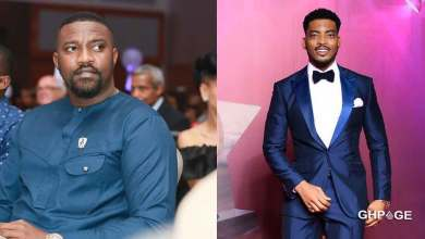 Photo of Read the emotional message James Gardiner wrote to John Dumelo after losing  Ayawaso West Wuogon Constituency (screenshot)
