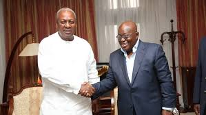 Photo of Akufo-Addo Has Built Only Toilets In Four Years – Mahama