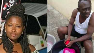 "Photo of ""If your boyfriend doesn't wash your underwear every week, then he doesn't love you"" – Lady"