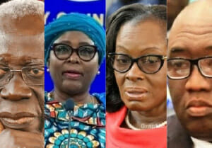 Photo of Meet the ministers who have lost their jobs in Akufo-Addo's 2nd term