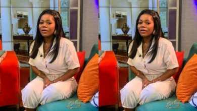 Photo of Mzbel angrily le@ks private messages of Nae-we Wulormor to vindicate herself