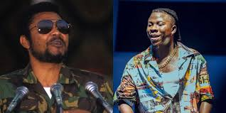 Photo of Stonebwoy promises to do this in honor of former President Jerry John Rawlings – Check Out