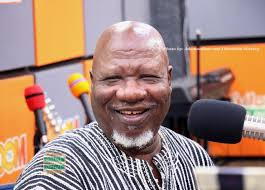 Photo of Allotey Jacobs reacts to his banishment from NDC