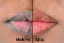 Photo of 5 kitchen ingredients that you can use for pink lips