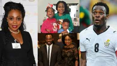 Photo of Beautiful photos of Michael Essien, wife and kids surfaces amid LGBT+ post