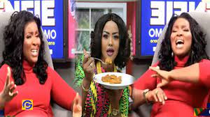 Photo of Nana Ama Mcbrown stole my business idea – Adwoa Saah cries
