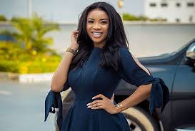 Photo of He works on my pu**y well – Serwaa Amihere shares 3 photos of her male Gynaecologist
