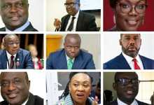 Photo of Parliament approves Hawa Koomson, Oppong Nkrumah, 11 other ministerial nominees